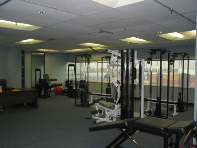 The Gym at Physio F/X in Scarborough